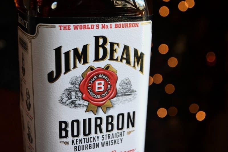 Eticheta Jim Beam