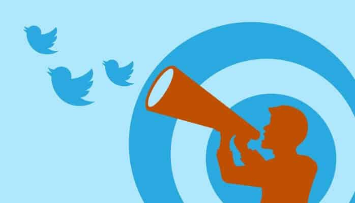 Twitter Publicitate