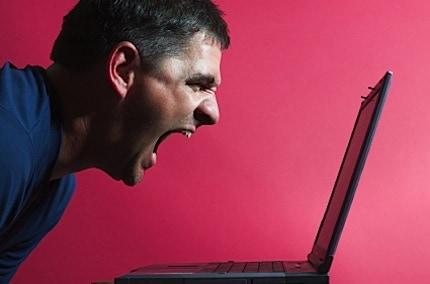 Probleme cu Internetul