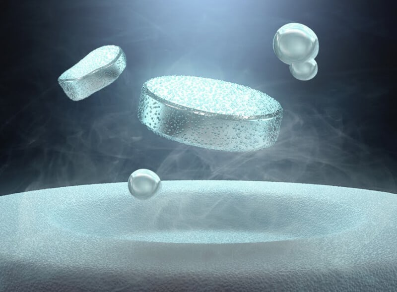 Stare de Materie Jahn Teller Metals