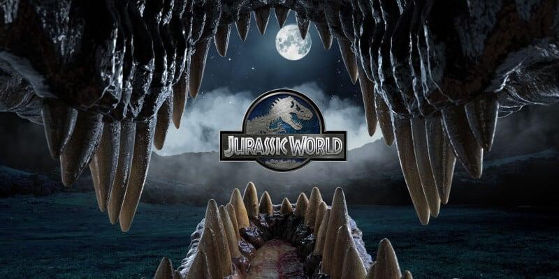 Logo Jurassic World