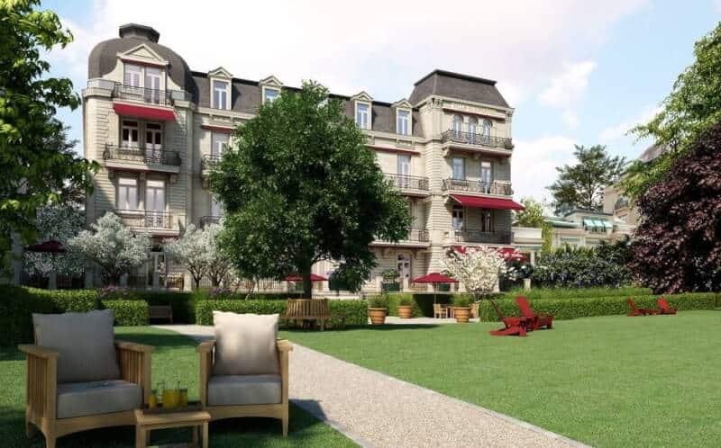 Hotel de Lux in Germania