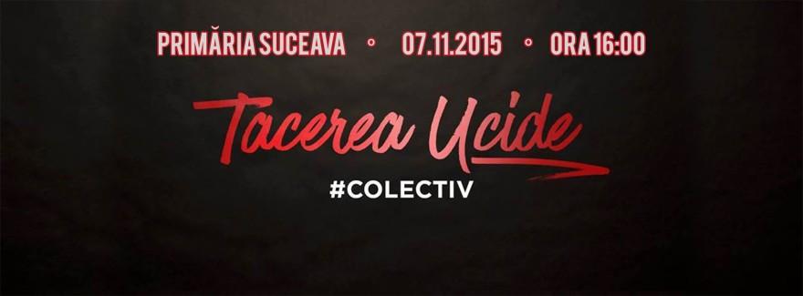 Tacerea Ucide #colectiv