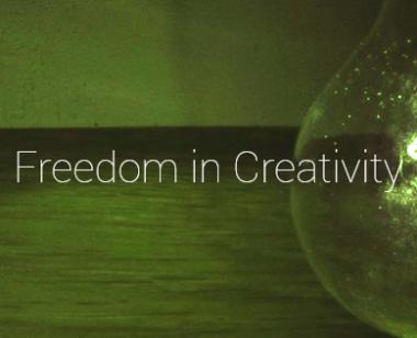 Freedom in Creativity