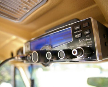 Statie Radio pe Tir