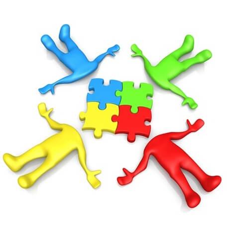 Imagine Reprezentativa Team Building
