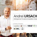 Andrei Ursachi, în drumul spre a deveni Business Angel