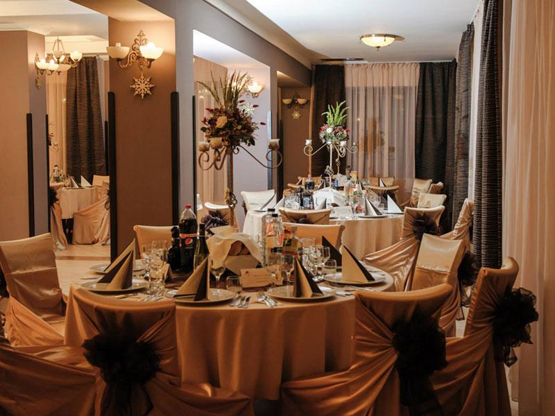 Interior Restaurant Aldi