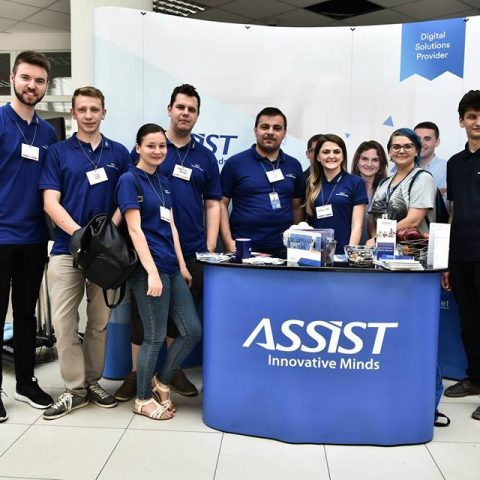 Stand Assist Codecamp Suceava