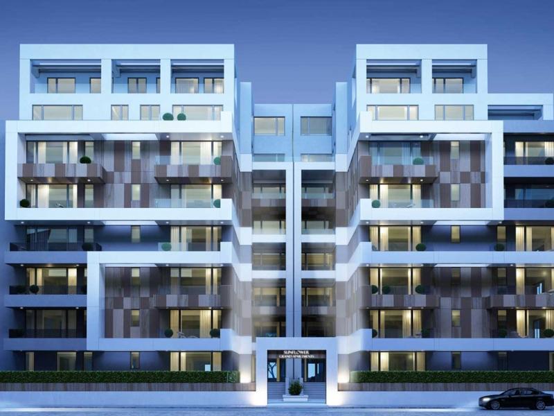 complex rezidential