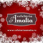 Cofetăria Amalia la târgul de Crăciun din Suceava