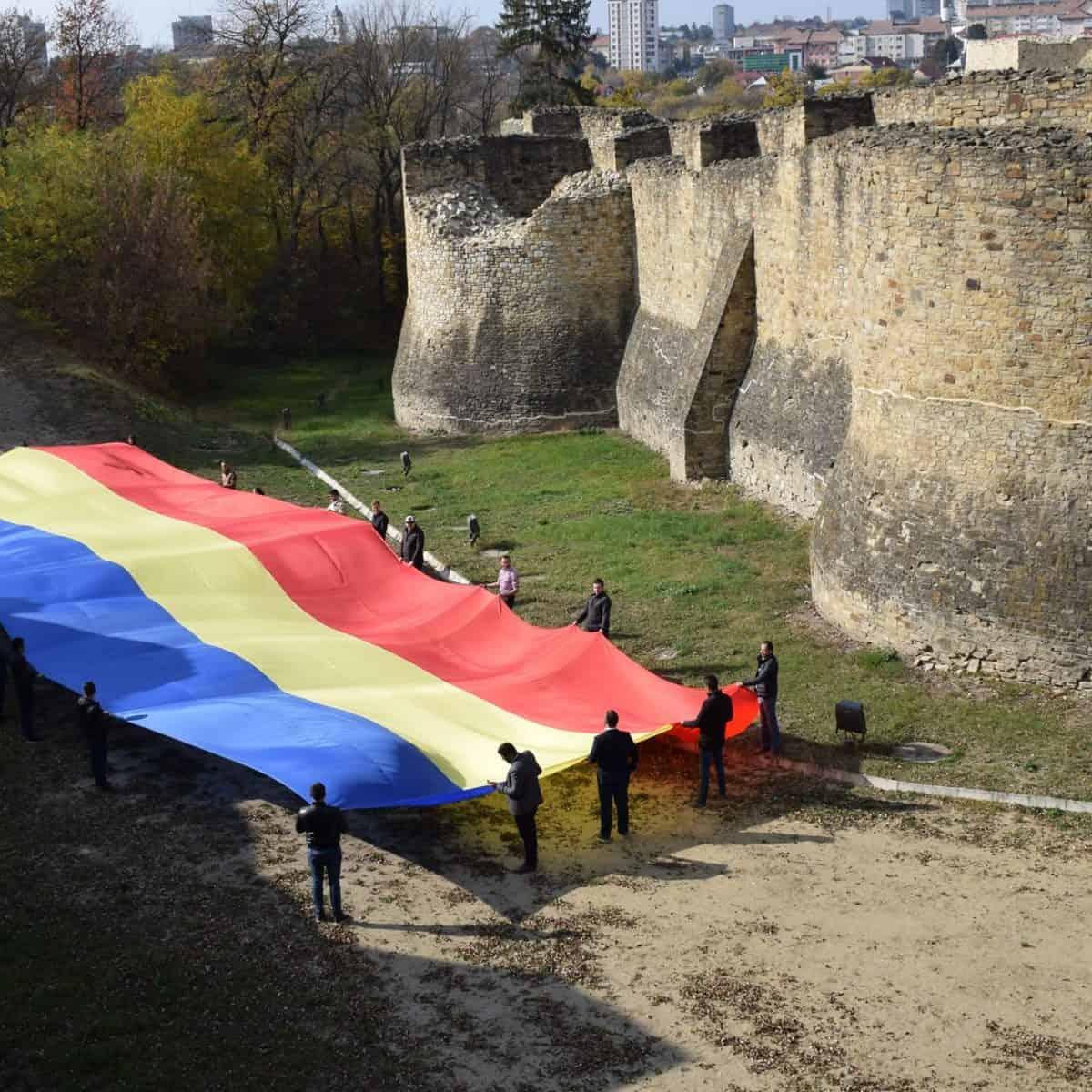Caravana Tricolorului la Suceava 2