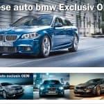 Păstrează-ți performanțele extraordinare ale BMW-ului cu piese originale