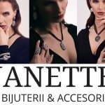 Bijuterii din argint şi accesorii pe Janette.ro