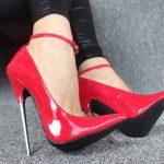 7 pantofi de damă care au cucerit întreaga lume. Cu siguranță vei fii șocată de numărul 3
