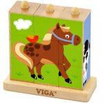 Cum alegem jucariile educative din lemn in functie de varsta copilului?