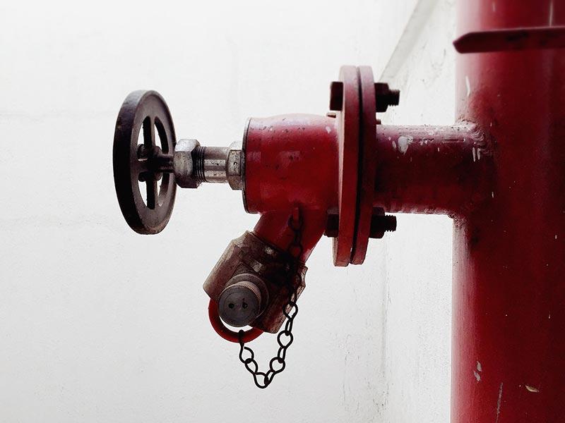 Instalatie hidranti