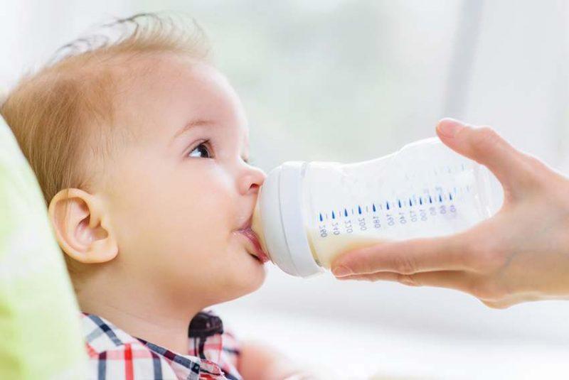 andreicenusa - Cum stii ca bebelusul are nevoie de lapte praf fara lactoza