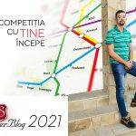 Andrei Cenușă la Super Blog 2021