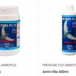 Ai grijă de porumbeii tăi cu produse marca Beyers disponibile la e-shop-ul Produse Columbofile