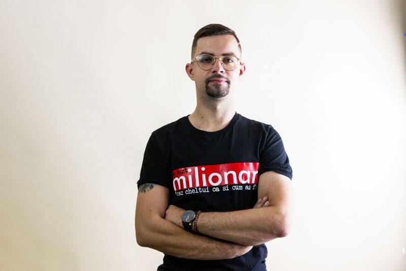 Andrei Cenusa nu sunt milionar doar cheltui ca si cum as fi